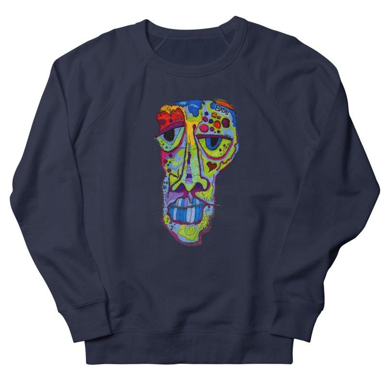 Reflection Women's French Terry Sweatshirt by Baston's T-Shirt Emporium!