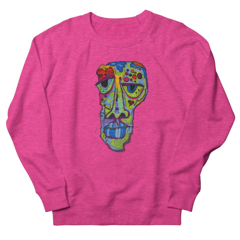 Reflection Men's French Terry Sweatshirt by Baston's T-Shirt Emporium!