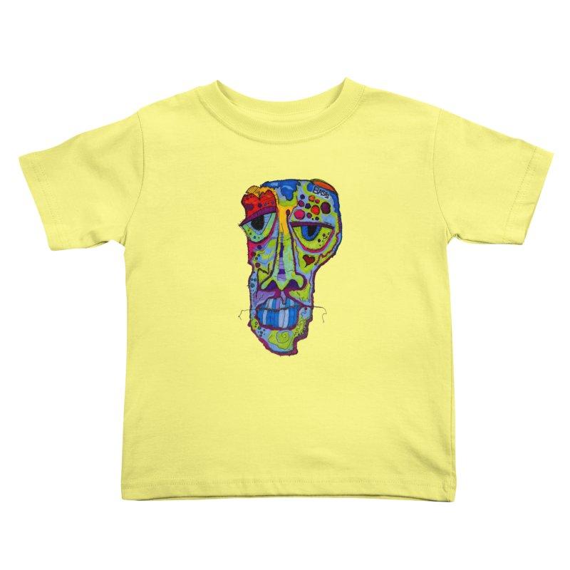 Reflection Kids Toddler T-Shirt by Baston's T-Shirt Emporium!