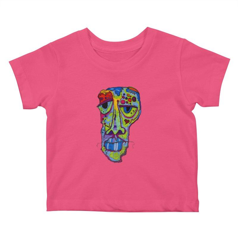 Reflection Kids Baby T-Shirt by Baston's T-Shirt Emporium!
