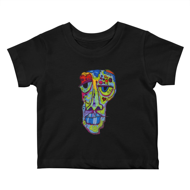 Reflection Kids Baby T-Shirt by Baston's T-Shirt Emporium!