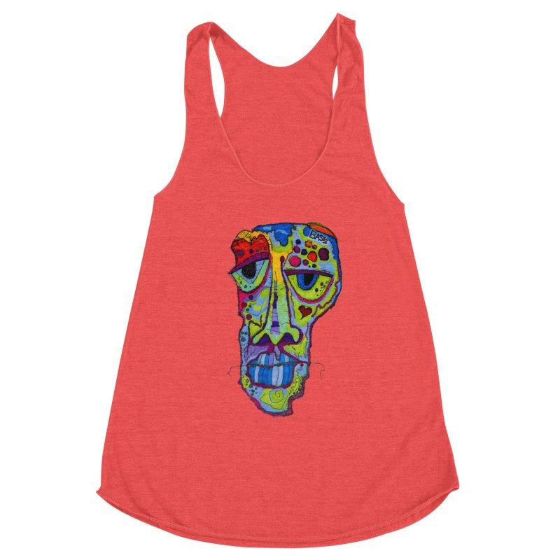 Reflection Women's Tank by Baston's T-Shirt Emporium!