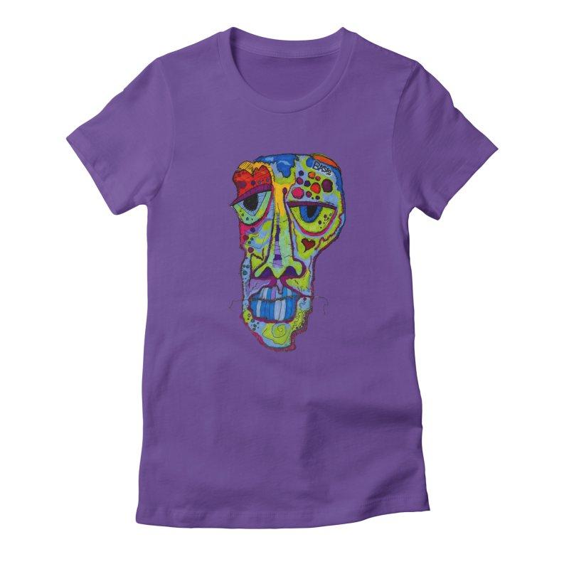 Reflection Women's T-Shirt by Baston's T-Shirt Emporium!