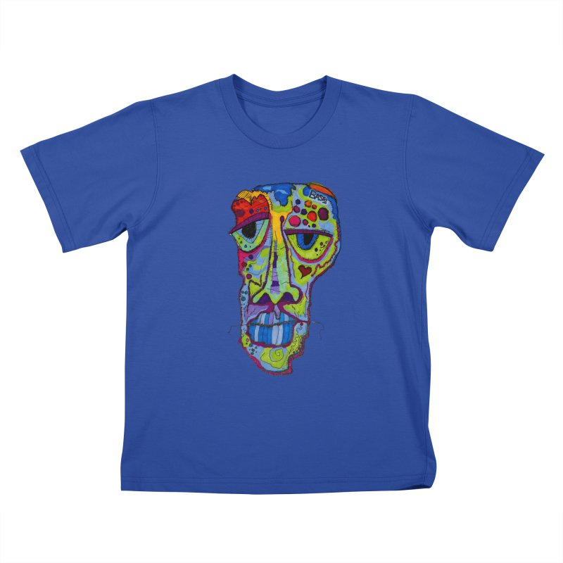 Reflection Kids T-Shirt by Baston's T-Shirt Emporium!