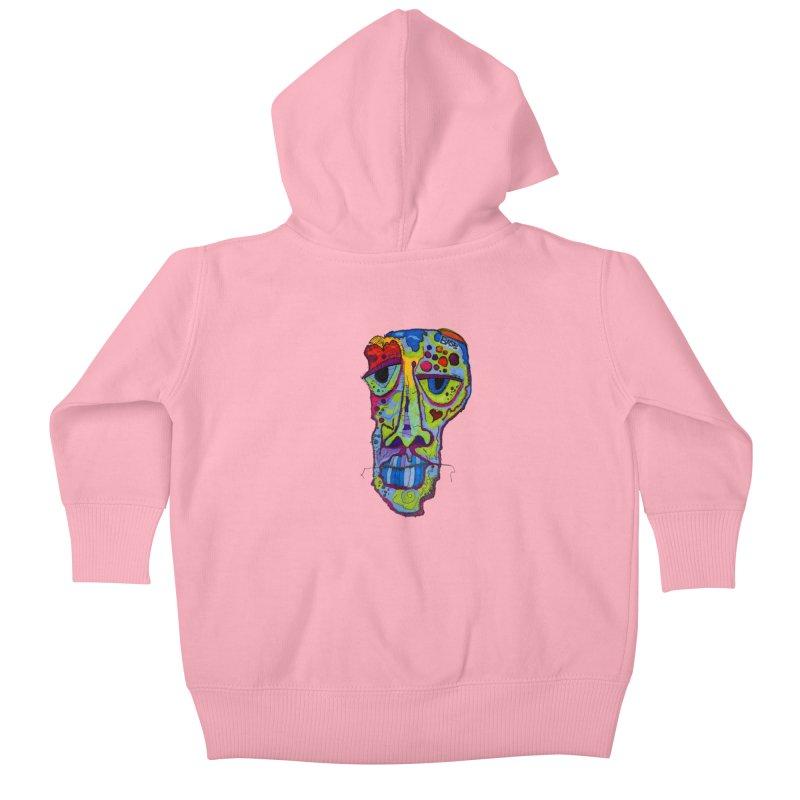 Reflection Kids Baby Zip-Up Hoody by Baston's T-Shirt Emporium!