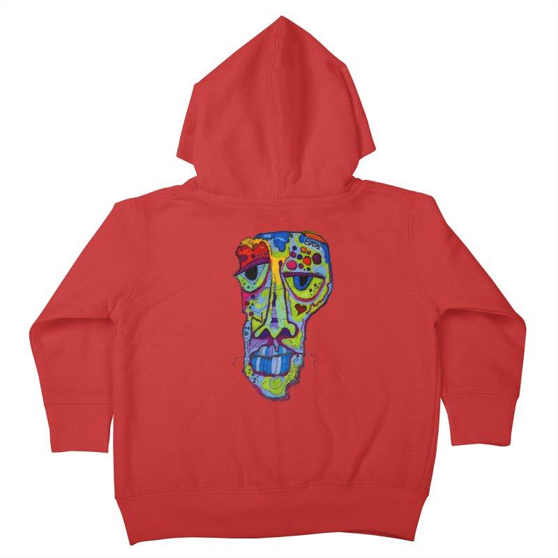 Reflection Kids Toddler Zip-Up Hoody by Baston's T-Shirt Emporium!