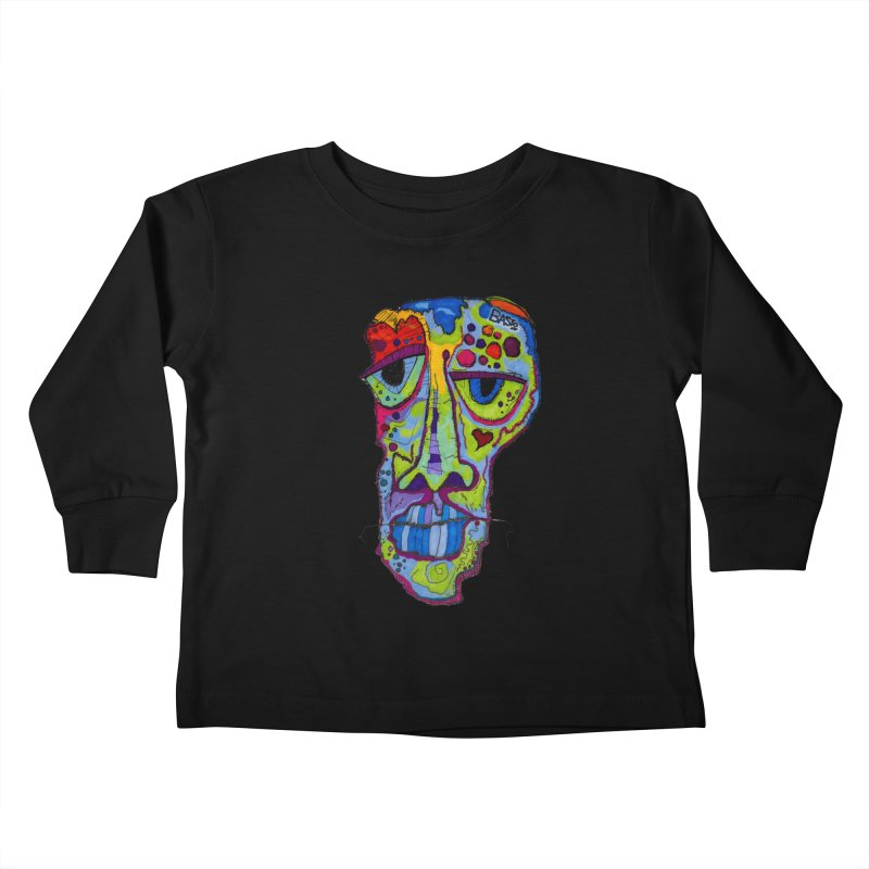 Reflection Kids Toddler Longsleeve T-Shirt by Baston's T-Shirt Emporium!