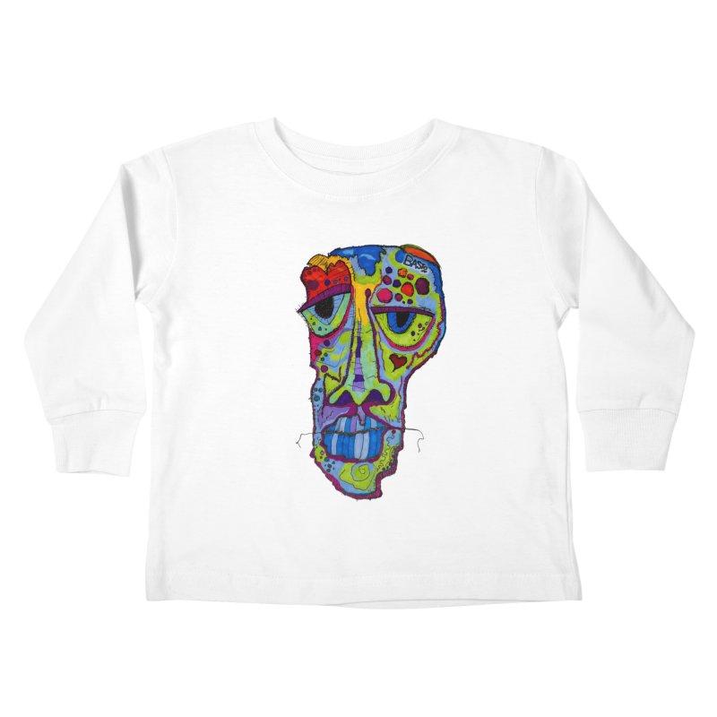 Reflection Kids Toddler Longsleeve T-Shirt by Baston's T-Shirt Emporium!