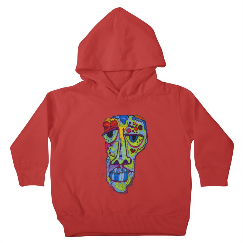 Reflection Kids Toddler Pullover Hoody by Baston's T-Shirt Emporium!