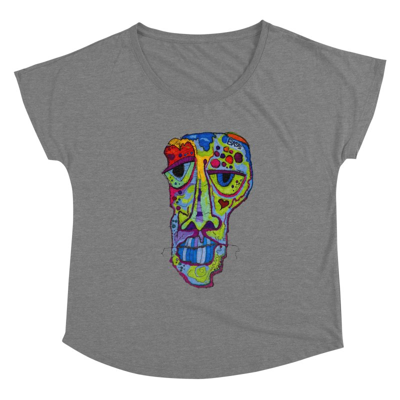 Reflection Women's Scoop Neck by Baston's T-Shirt Emporium!