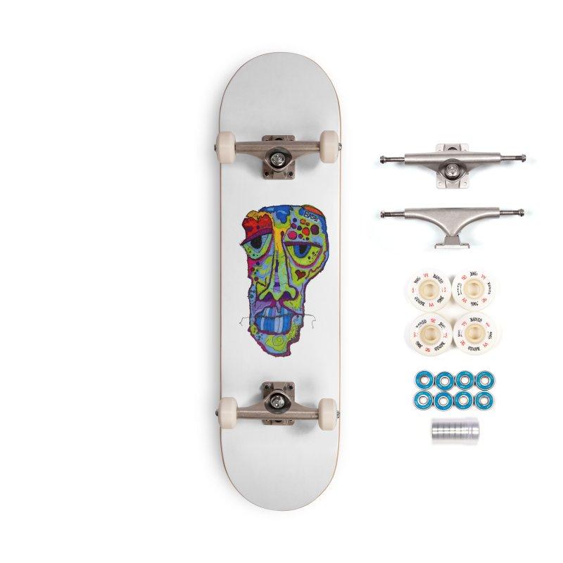 Reflection Accessories Complete - Premium Skateboard by Baston's T-Shirt Emporium!