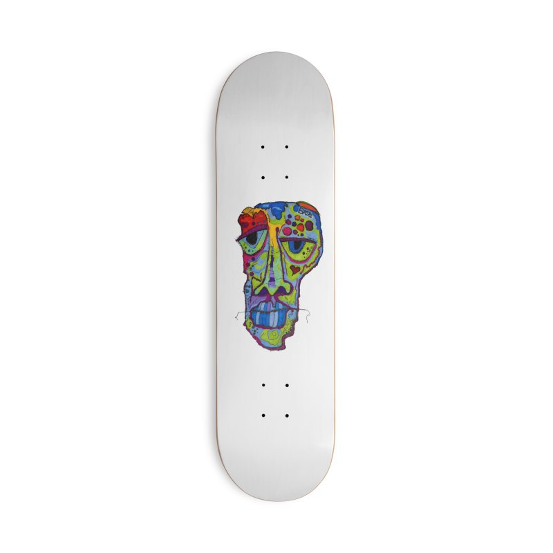 Reflection Accessories Skateboard by Baston's T-Shirt Emporium!