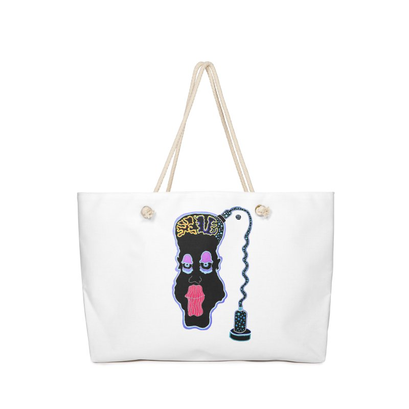 Plugged In Accessories Bag by Baston's T-Shirt Emporium!