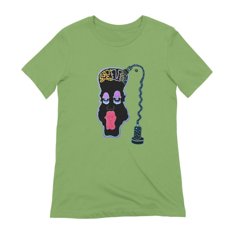 Plugged In Women's Extra Soft T-Shirt by Baston's T-Shirt Emporium!