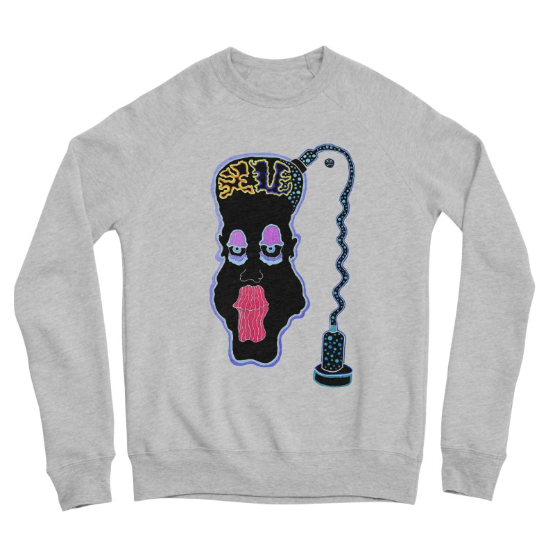 Plugged In Women's Sponge Fleece Sweatshirt by Baston's T-Shirt Emporium!