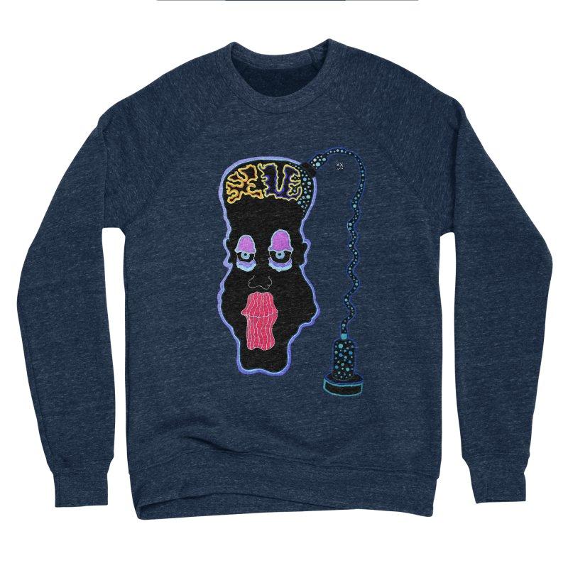 Plugged In Women's Sponge Fleece Sweatshirt by Baston's T-Shirt Emporium!