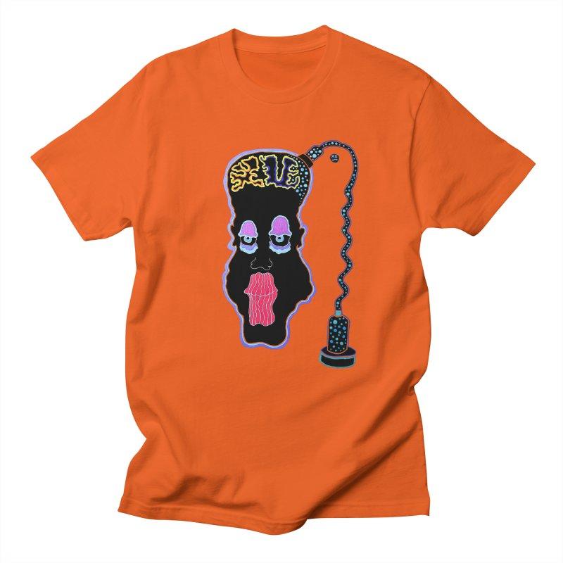 Plugged In Women's Regular Unisex T-Shirt by Baston's T-Shirt Emporium!