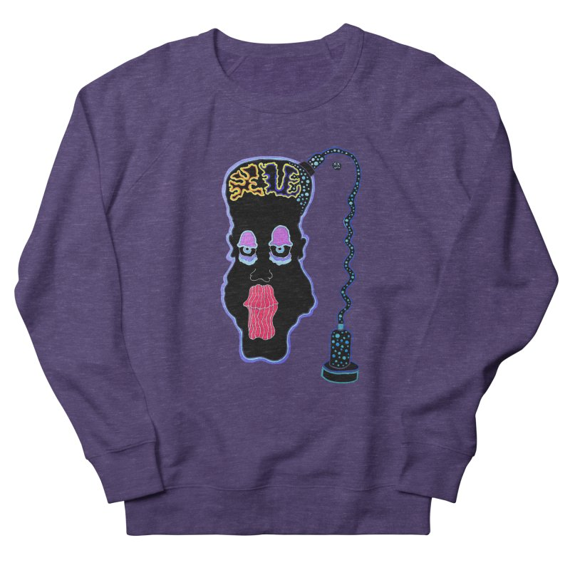 Plugged In Women's Sweatshirt by Baston's T-Shirt Emporium!