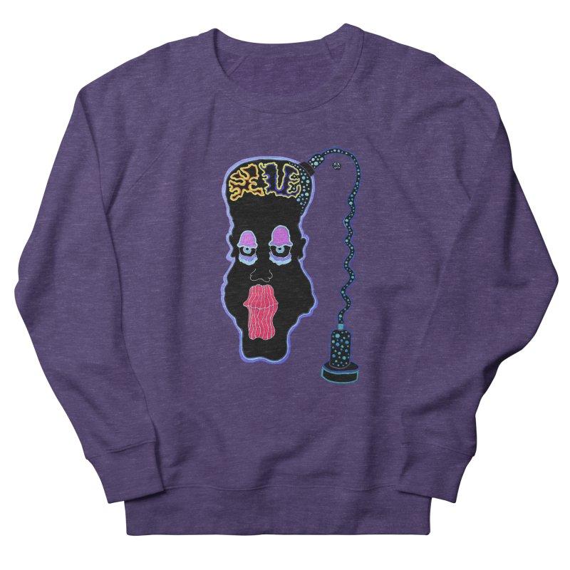 Plugged In Men's Sweatshirt by Baston's T-Shirt Emporium!