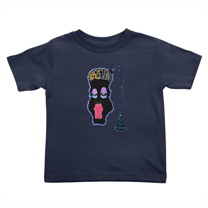 Plugged In Kids Toddler T-Shirt by Baston's T-Shirt Emporium!