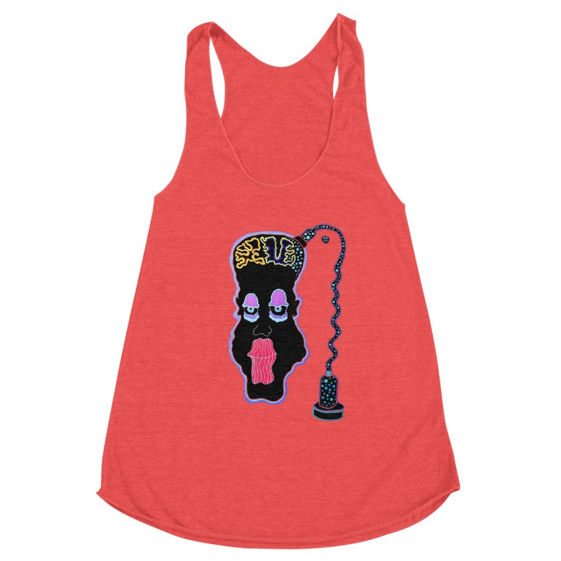 Plugged In Women's Tank by Baston's T-Shirt Emporium!