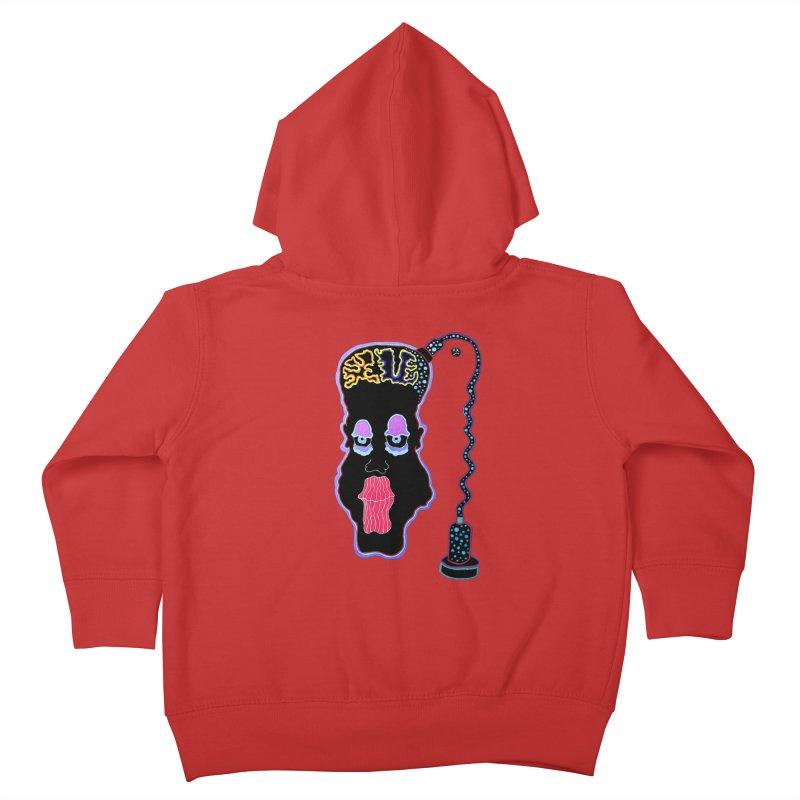 Plugged In Kids Toddler Zip-Up Hoody by Baston's T-Shirt Emporium!