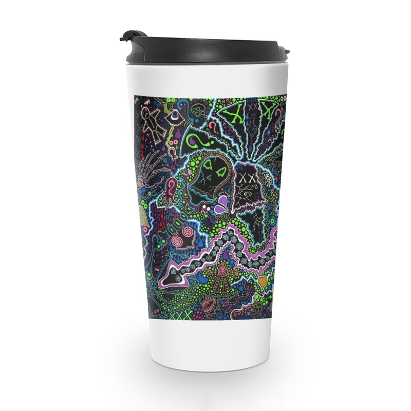 Shamanic Dream Accessories Travel Mug by Baston's T-Shirt Emporium!