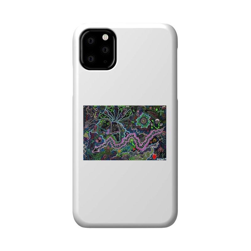 Shamanic Dream Accessories Phone Case by Baston's T-Shirt Emporium!