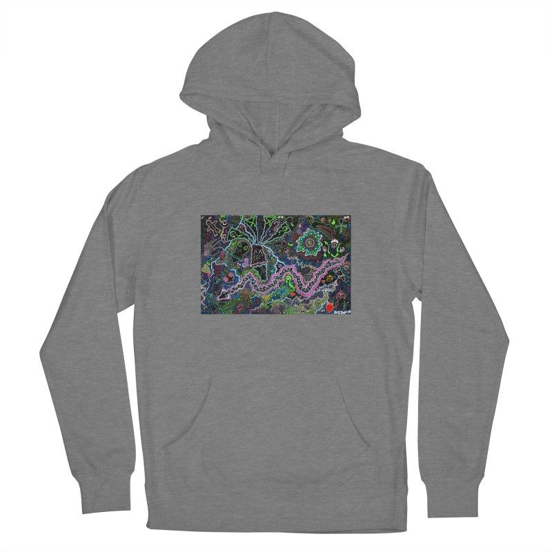 Shamanic Dream Women's Pullover Hoody by Baston's T-Shirt Emporium!