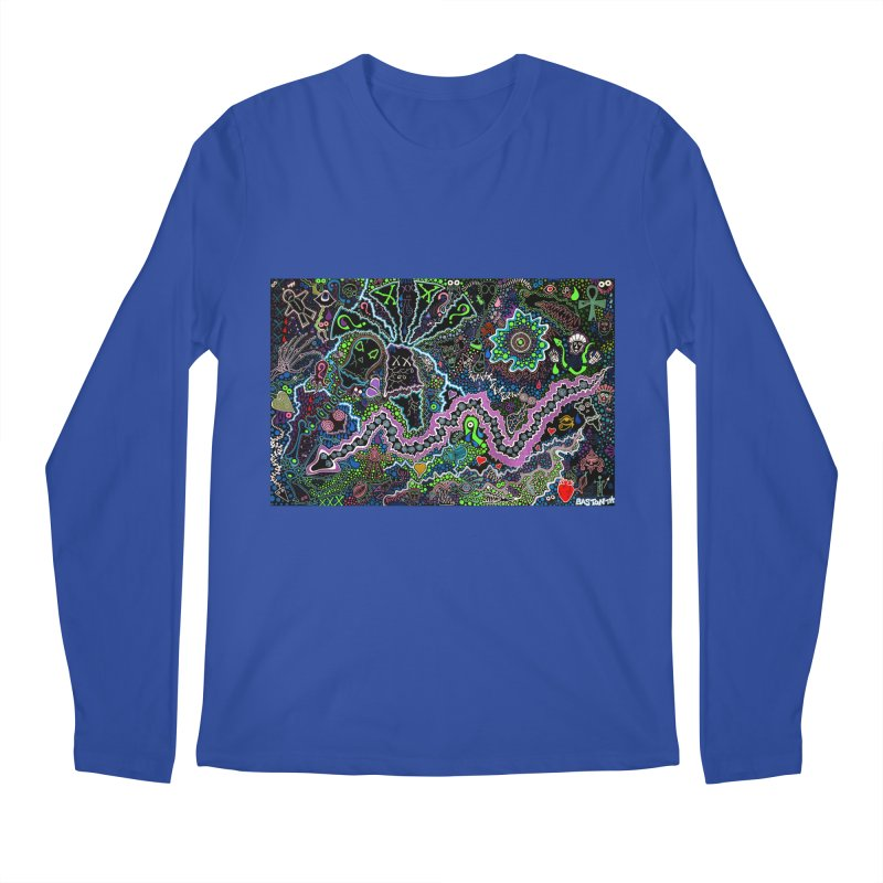 Shamanic Dream Men's Regular Longsleeve T-Shirt by Baston's T-Shirt Emporium!