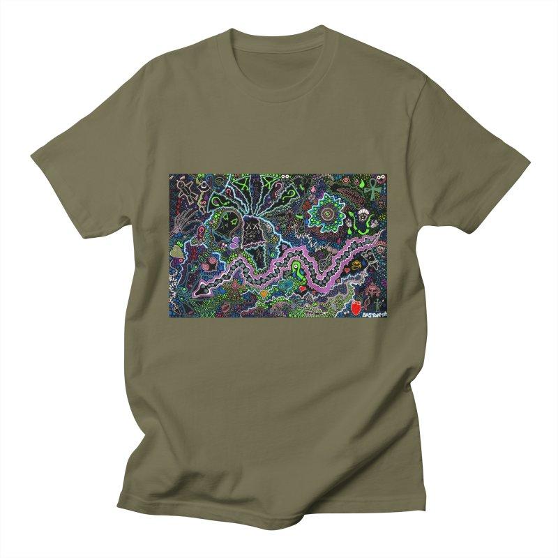 Shamanic Dream Men's T-Shirt by Baston's T-Shirt Emporium!