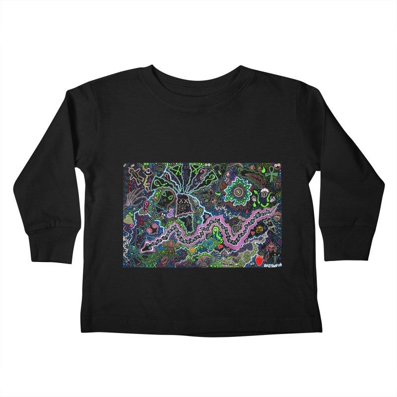 Shamanic Dream Kids Toddler Longsleeve T-Shirt by Baston's T-Shirt Emporium!