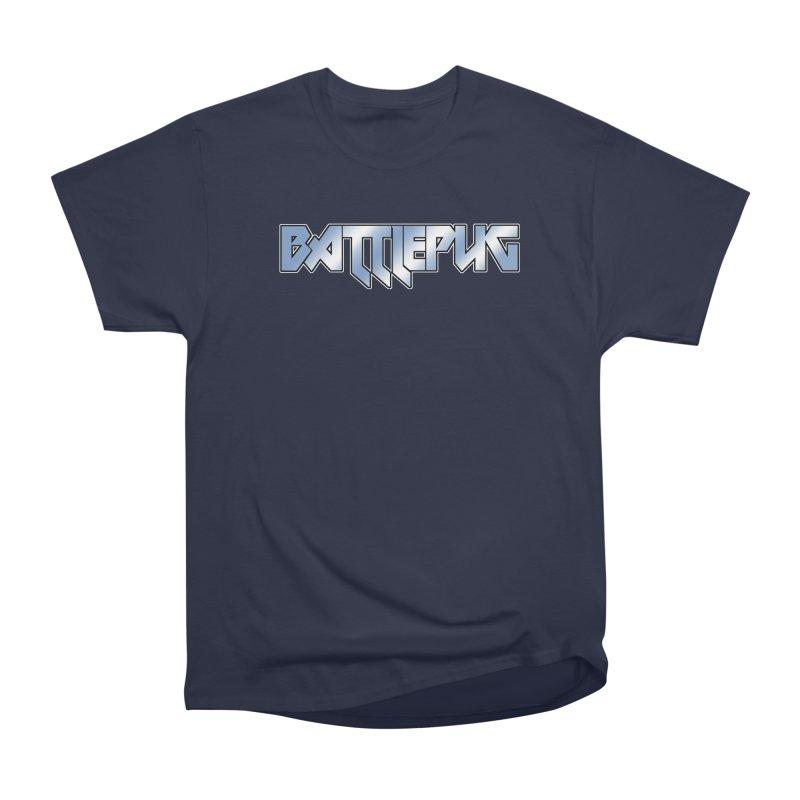 BATTLEPUG Logo! Women's Heavyweight Unisex T-Shirt by THE BATTLEPUG STORE!