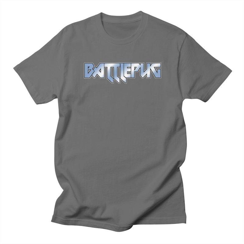 BATTLEPUG Logo! Men's T-Shirt by THE BATTLEPUG STORE!