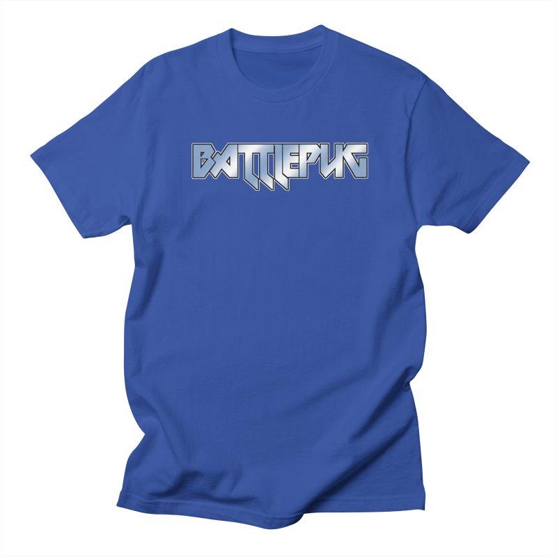 BATTLEPUG Logo! Men's Regular T-Shirt by THE BATTLEPUG STORE!