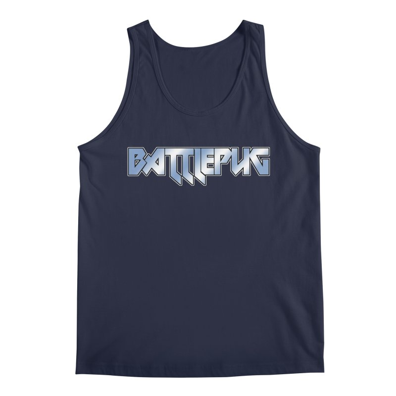 BATTLEPUG Logo! Men's Regular Tank by THE BATTLEPUG STORE!