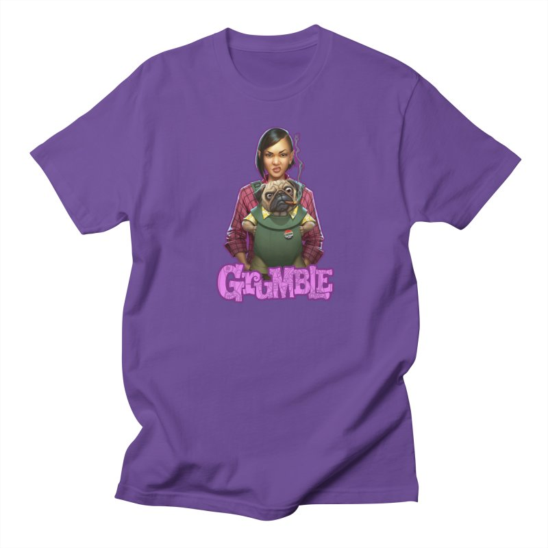 Grumble - Tala & Eddie Men's Regular T-Shirt by THE BATTLEPUG STORE!