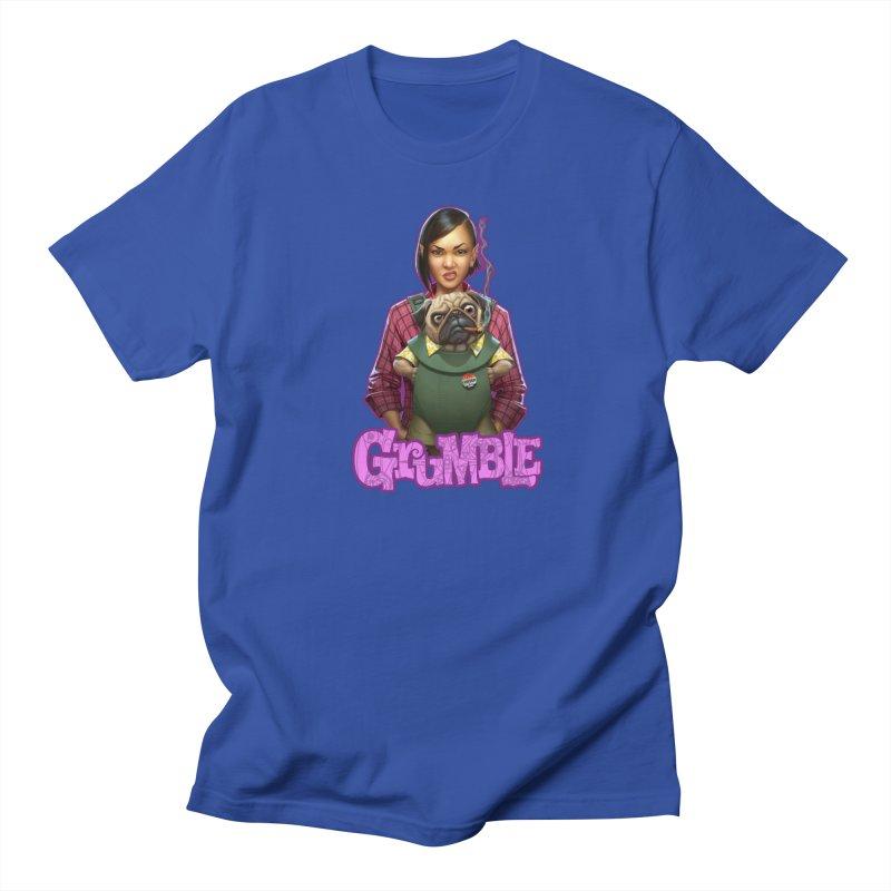 Grumble - Tala & Eddie Women's Regular Unisex T-Shirt by THE BATTLEPUG STORE!