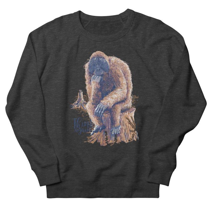 Think Again Women's Sweatshirt by Artist Shop