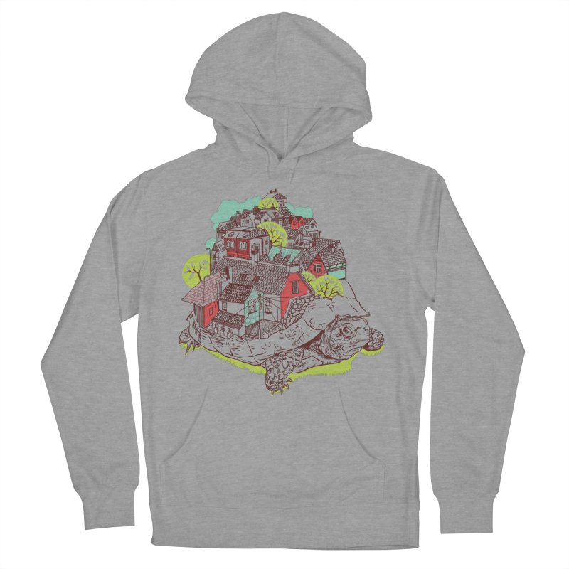 TurTown Women's Pullover Hoody by Artist Shop