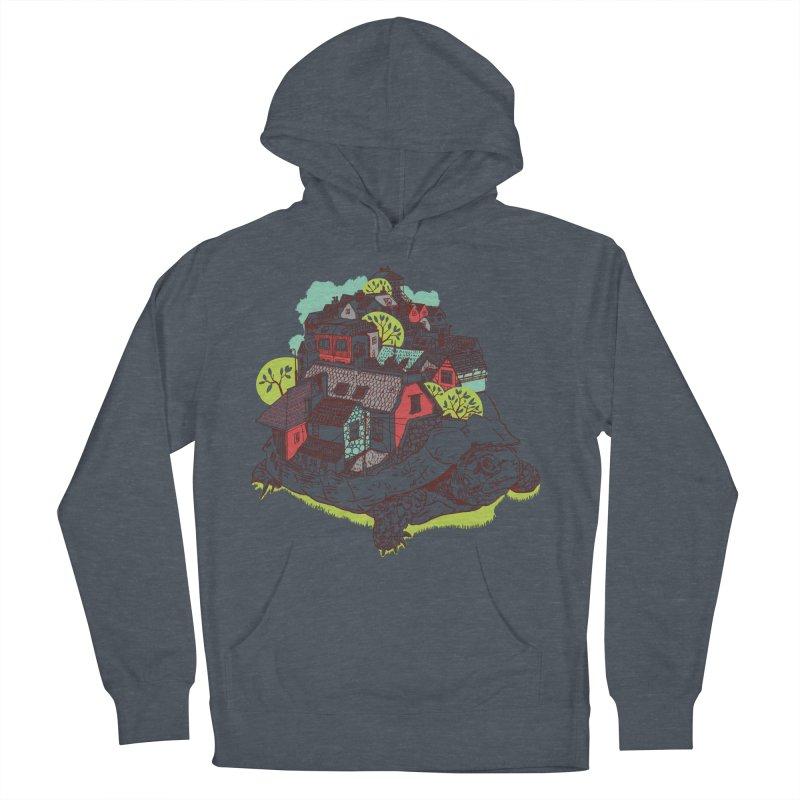 TurTown Men's Pullover Hoody by Artist Shop