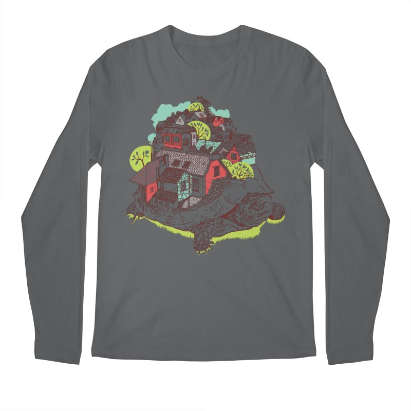TurTown Men's Regular Longsleeve T-Shirt by Artist Shop