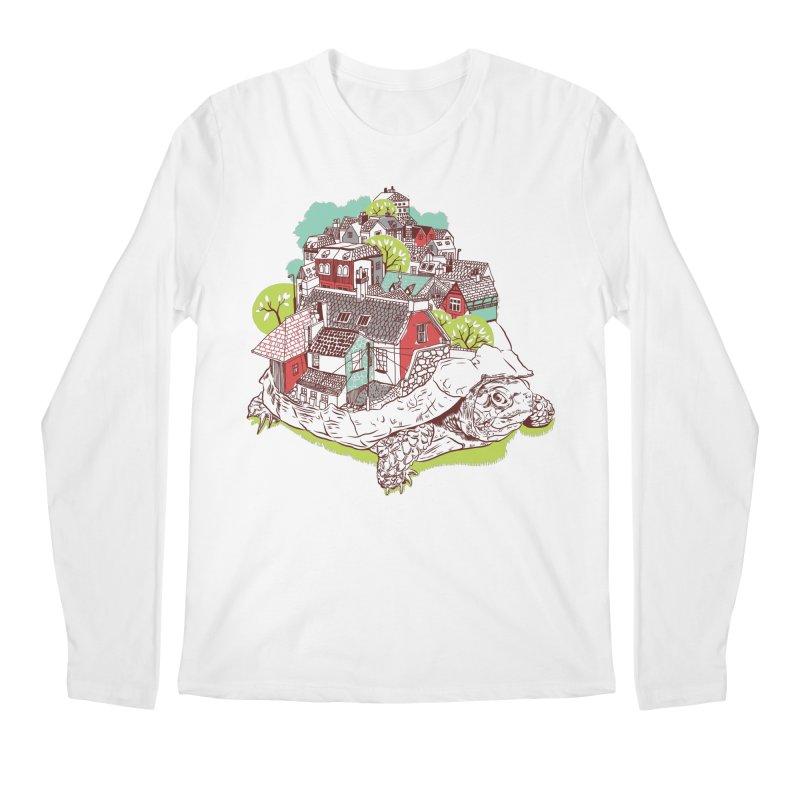 TurTown Men's Regular Longsleeve T-Shirt by Artist Shop