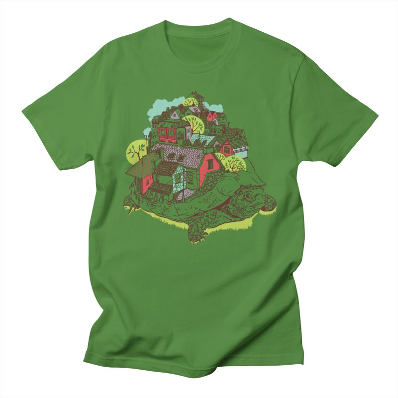 TurTown Men's T-shirt by Artist Shop