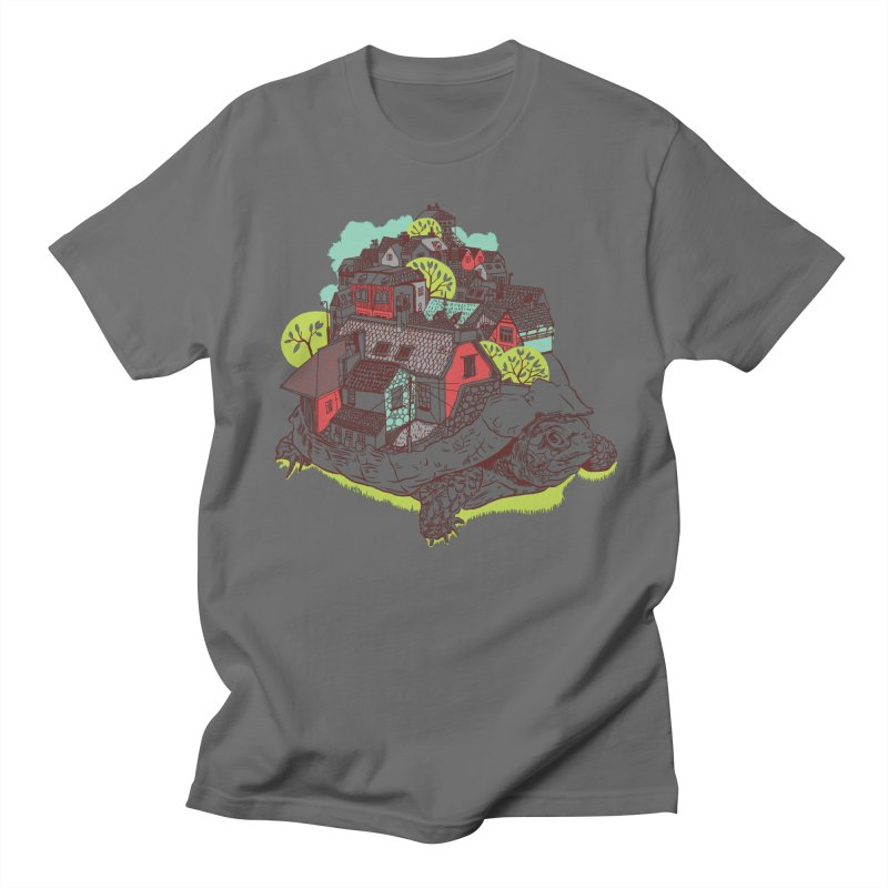 TurTown Men's T-Shirt by Artist Shop