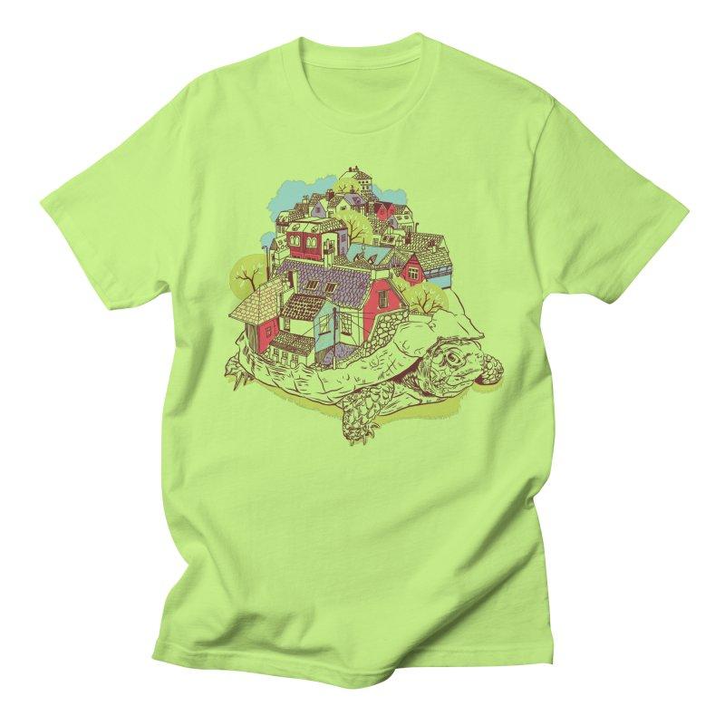 TurTown Men's Regular T-Shirt by Artist Shop