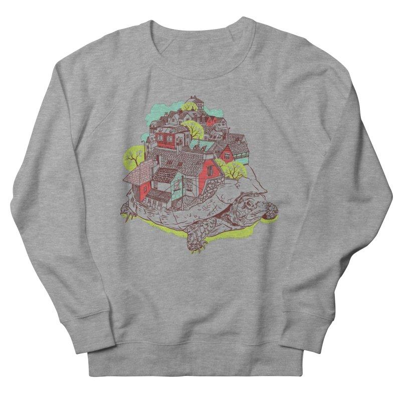 TurTown Women's Sweatshirt by Artist Shop
