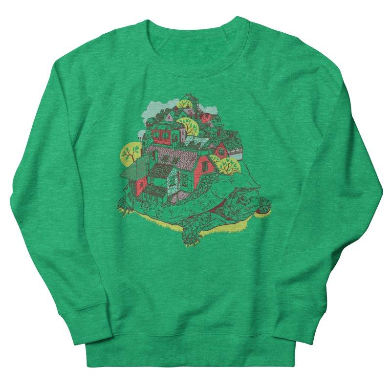 TurTown Men's French Terry Sweatshirt by Artist Shop