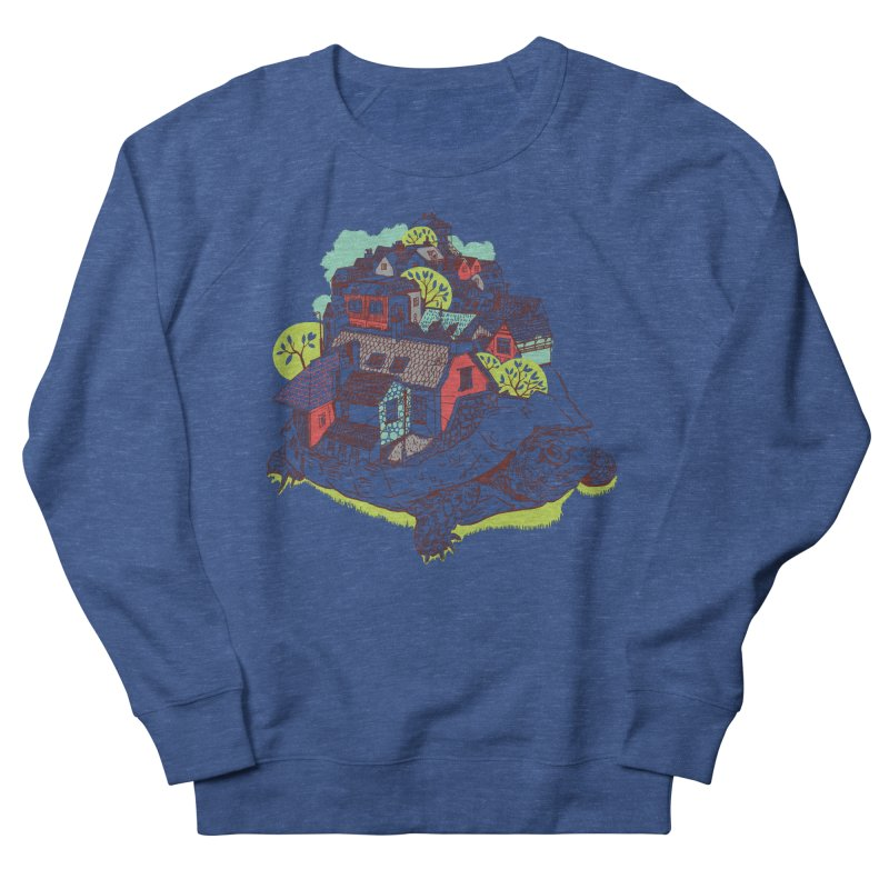 TurTown Men's Sweatshirt by Artist Shop