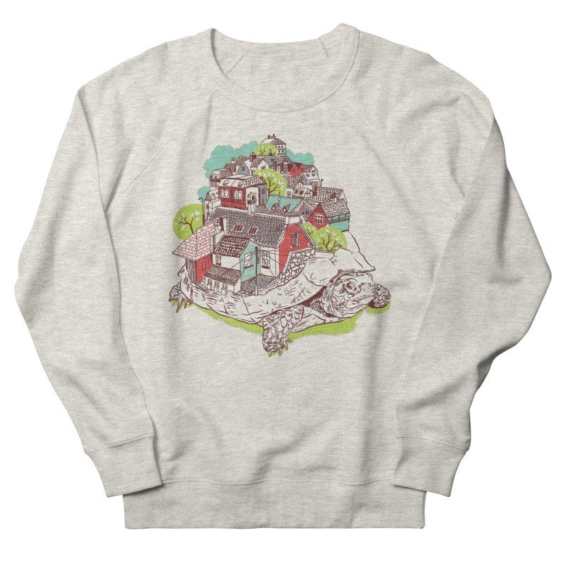 TurTown Men's Sweatshirt by Artist Shop